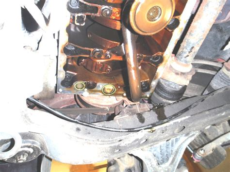 sump seal replacement volvo forums