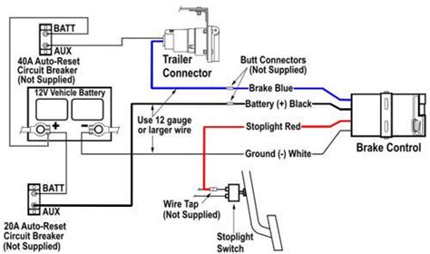 Fleetwood Fifth Wheel Floor Plans I Want To Install A Brake Controller On My 2005 Ram 1500