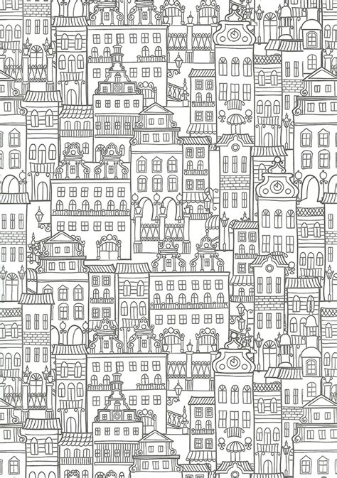 coloring pages for adults architecture coloriage pour adulte anti stress architectures a imprimer