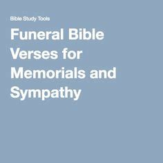 1000 ideas about bible verses for funerals on