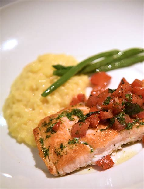 salmon and risotto where to find hello kitty wine exclusive hello kitty