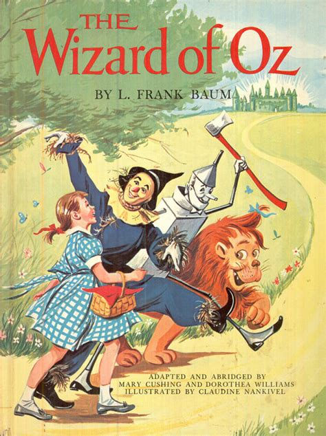 wizard of oz picture book vintage wizard of oz vintage book frank baum illustrated