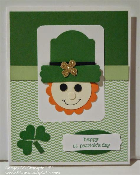 Handmade With St - punch leprechaun makes a really st s day