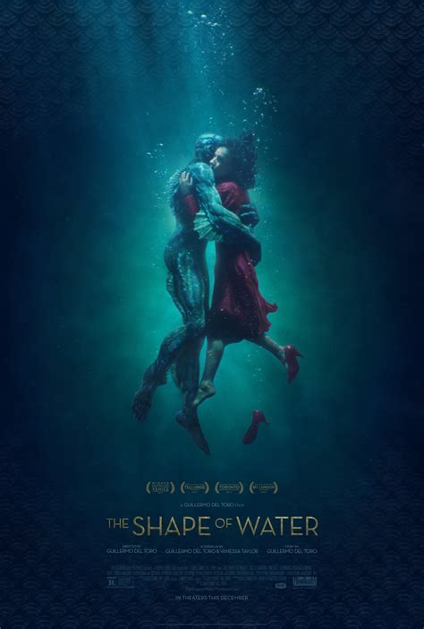 guillermo toro s the shape of water creating a tale for troubled times books the shape of water guillermo toro s gets