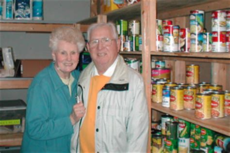 Food And Clothing Pantry by Benevolence Woodstock Church Of