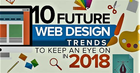 how to follow design trends while keeping your home decor web design trends 2018 infographic trends 2018