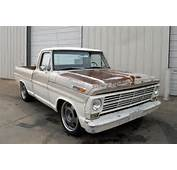 1969 FORD F 100 PICKUP  Front 3/4 182058