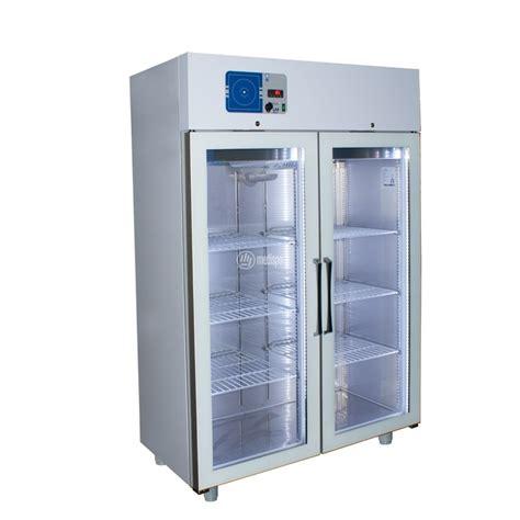 armadi frigoriferi armadio frigorifero per farmaci doppio con ante in vetro