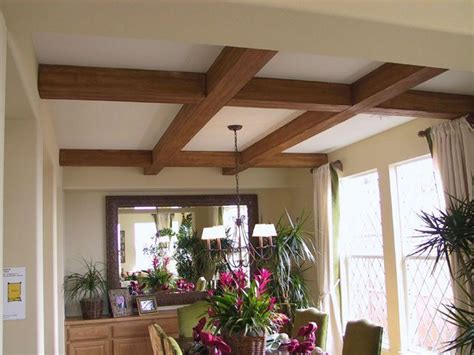 Faux Ceiling Beams Styrofoam by Foam Faux Wood Ceiling Beams For The Home