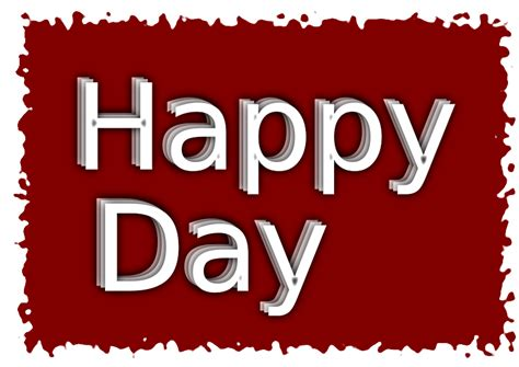 photos of happy day clipart happy day