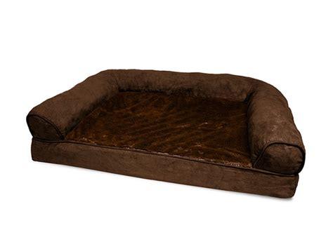 Plush Furniture Sofa Beds Furhaven Plush Sofa Pet Beds Your Choice