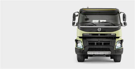 volvo fmx rugged cab design volvo trucks lebanon