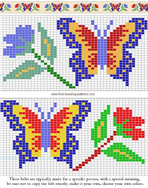 free bead weaving patterns bead weaving loom patterns free images