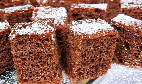 chocolate recetas con un receta de bizcocho de chocolate argui 241 ano