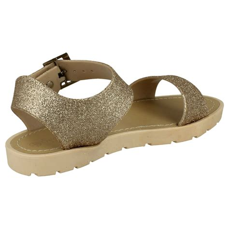 thick sandals glitter thick summer sandals ebay