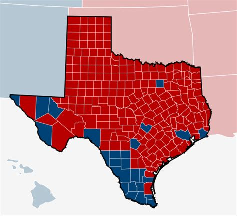 political texas map georgetown policy review why demographics aren t enough to turn texas blue georgetown