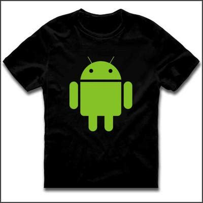 T Shirt Android 01 by Foto Android Camiseta 01 S M L Xl 2xl Tshirt Tbbt No