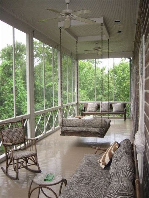 front porch swing houston porches screened porches and swings on pinterest