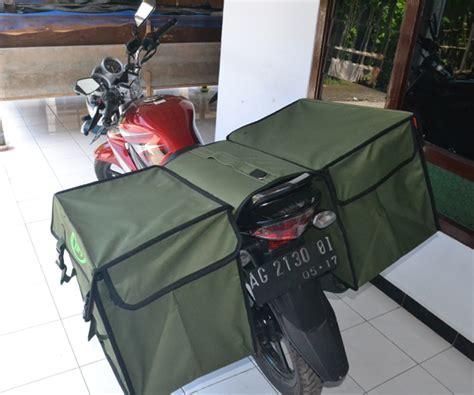 Tas Motor Yogyakarta grosir kiso ayam aduan jual tas obrok pak pos murah