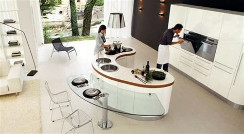 these 20 stylish kitchen island designs will have you 20 modern kitchen island designs interior design ideas