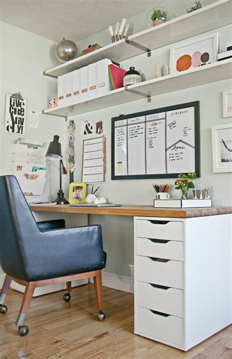 Decluttering Blueprint Step 4 Organizing Your Family Room by 9 Steps To A More Organized Office Workspaces Bookcases