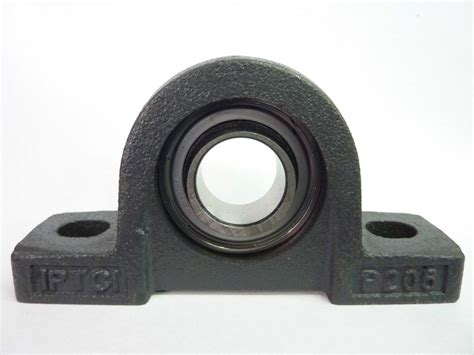 Iptci Pillow Blocks by Iptci P205 Pillow Block Bearing Sa205 16n With 1 Quot Shaft