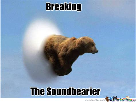 Sound Meme - sound barrier by novanerd meme center