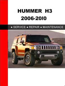 2006 2010 h3 repair manual in pdf format hummer forums