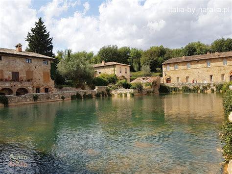bagno vignoni val d orcia rzymskie termy w bagno vignoni val d orcia toskania