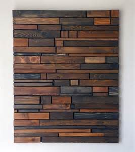 Diy Wood Plank Coffee Table by 25 Best Ideas About Wood Wall Art On Pinterest Wood Art Geometric Wall Art And Geometric Art
