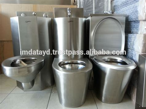 stainless steel prison toilet combination toilet and sink