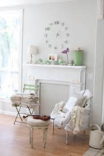 Shabby Chic Living Room Wall Decor 50 Resourceful And Shabby Chic Living Rooms