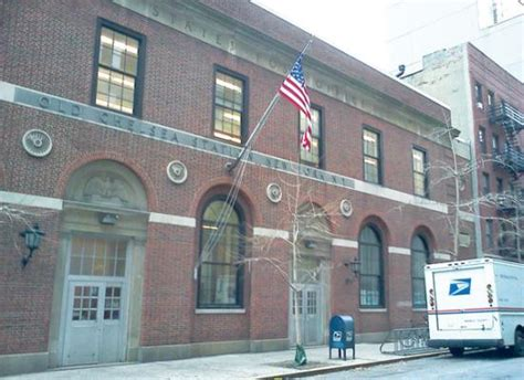 Chelsea Post Office by Sale Of Air Rights Chelsea Post Office Causes