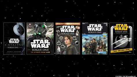 Wars Rogue One Ultimate Sticker wars celebration europe wars publishing recap