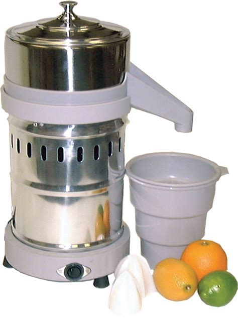 Juicer Crown Omcan Juice Extractor 2 Crown Sizes Anti Skid Pads 14 Hp 10865