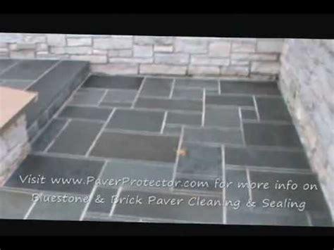 Sealing Bluestone Patio by Bluestone Walkway With Sealer