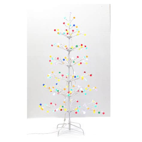 holiday living christmas gumdrop tree tree lights lowes decor inspirations