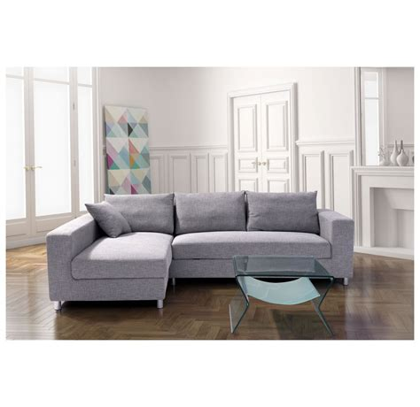 sofa sectionnel roxboro sofa lit sectionnel gris disc 900653