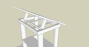 Make A Drafting Table Drafting Table Designed And Built By Me Some Pr Flickr Photo