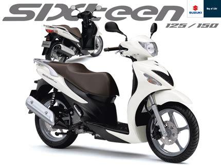 125 Motorrad Mit 16 Wie Schnell by Motorrad Occasion Suzuki Sixteen 125 Kaufen