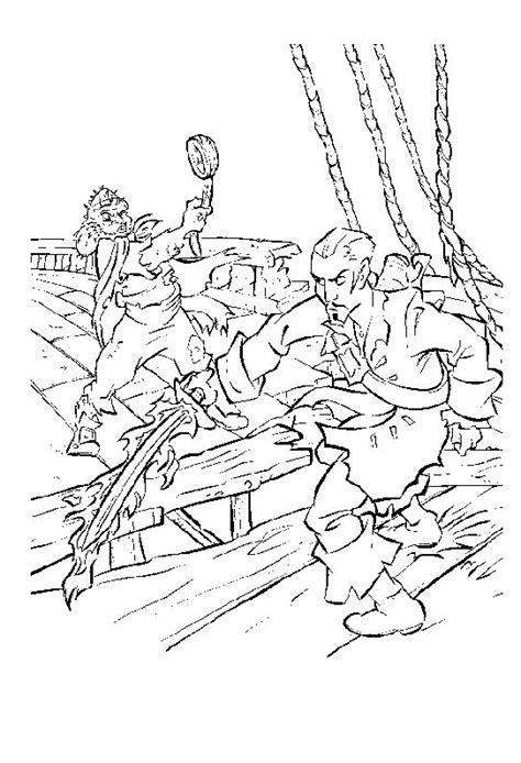dessin bateau pirate des caraibes coloriage pirates des caraibes