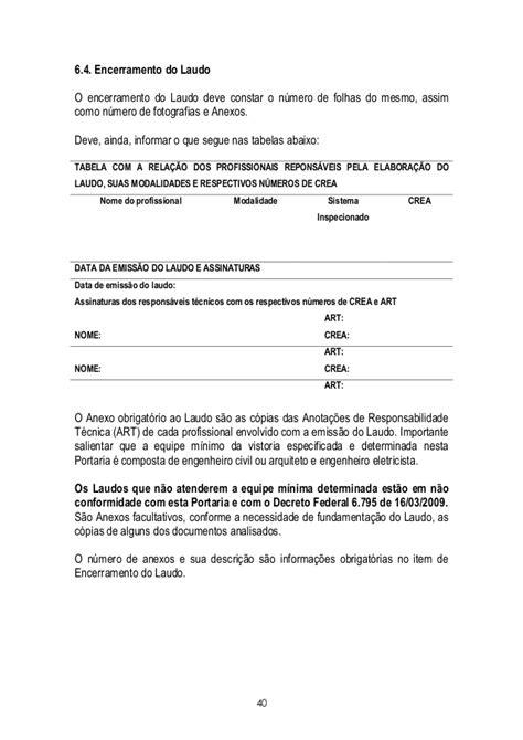 Anexo ii laudo de vistoria de engenharia revisado 23 03-2011