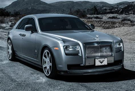 Vorsteiner Rolls Royce Ghost Photo 1 13349