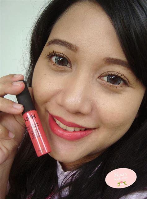Harga Foundation Inez Satin hati hati terhadap lipstik matte nyx palsu