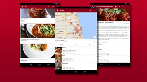 zagat for android launches new zagat for android and ios news softonic