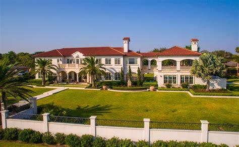 Home Floor Plans Texas 6 5 Million Mediterranean Mansion In Corpus Christi Tx