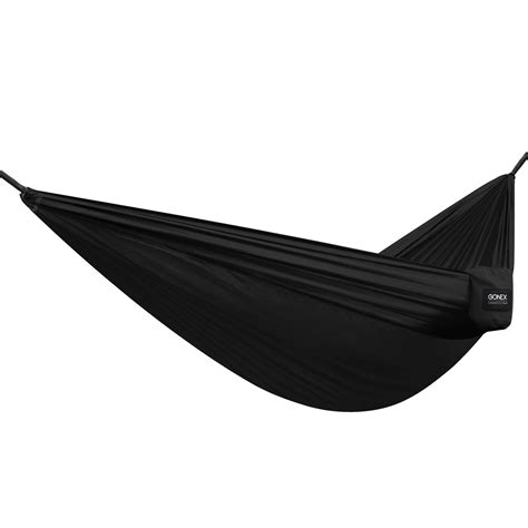 hammock 2 person swing patio bed cotton rope