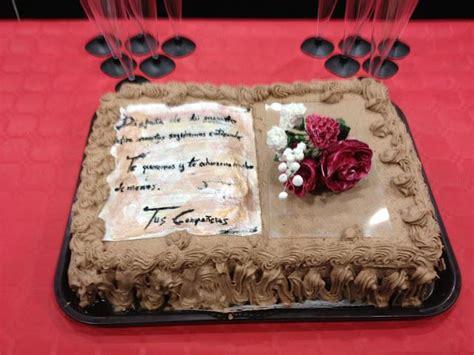 libro tartas en flor el tarta libro con bouquet de flores paperblog