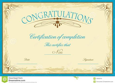 Templates For Certificates certificate templates fotolip rich image and wallpaper