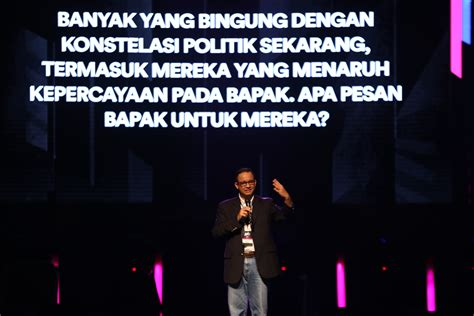 Anies Tentang Anak Muda Impian Dan Indonesia By Syafiq Basri anies baswedan senang bertemu dengan anak muda di ideafest 2016 kapanlagi